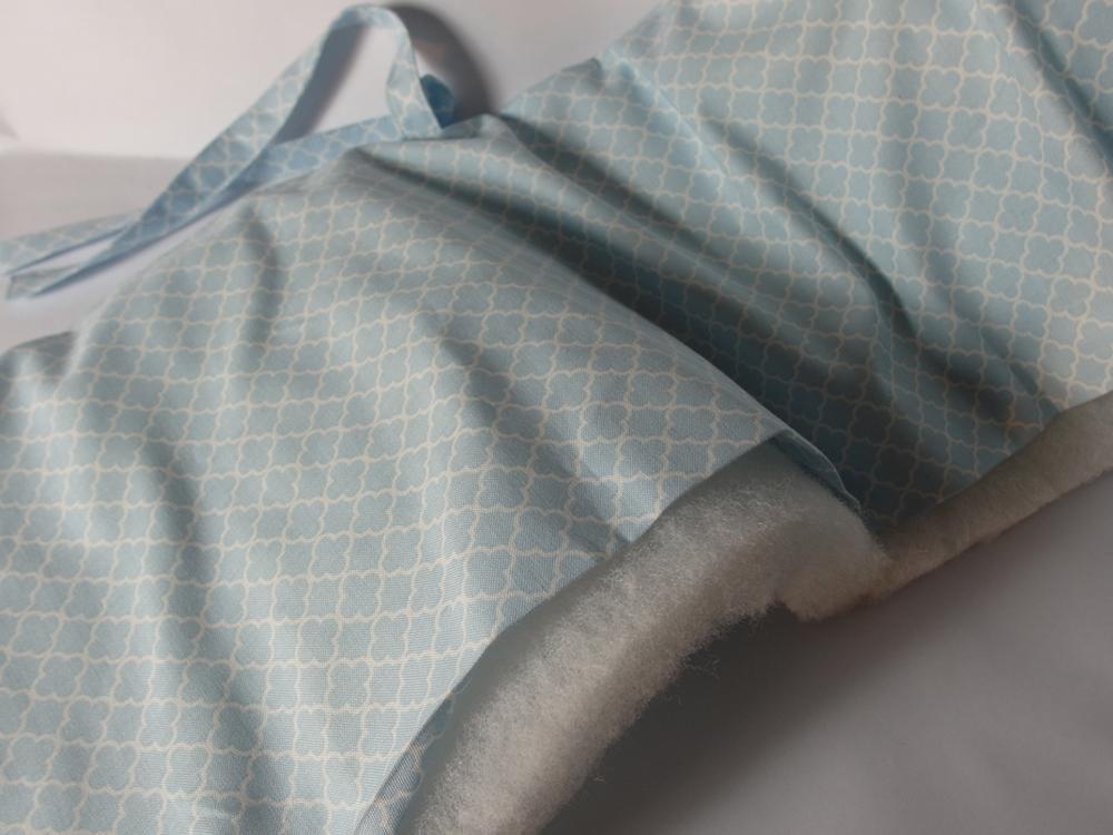 Diy: nestchen fürs kinderbett le carrouselblog